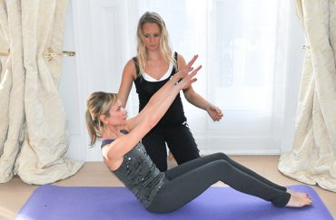 Pelvic floor exercises are important during pregnancy