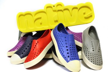 Native shoes are an innovative alternative to Crocs