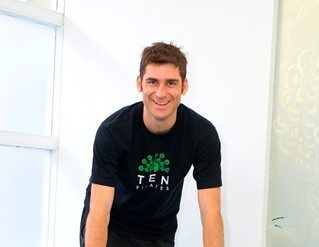Luke Meessmann of Tenpilates