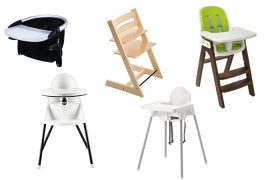 only 5 highchairs worth buying
