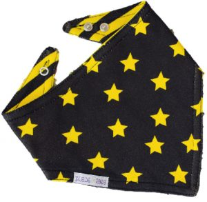Blade-and-Yellow-Star-Cut-Out