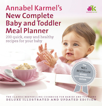 Complete Baby Toddler Meal Planner
