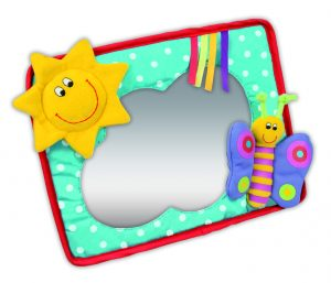 Smiley Sun Mirror Product