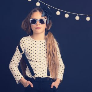 Fashion kid girl