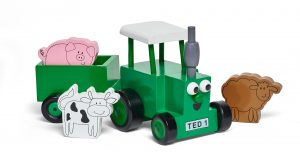 Tractor Ted & Trailer 3