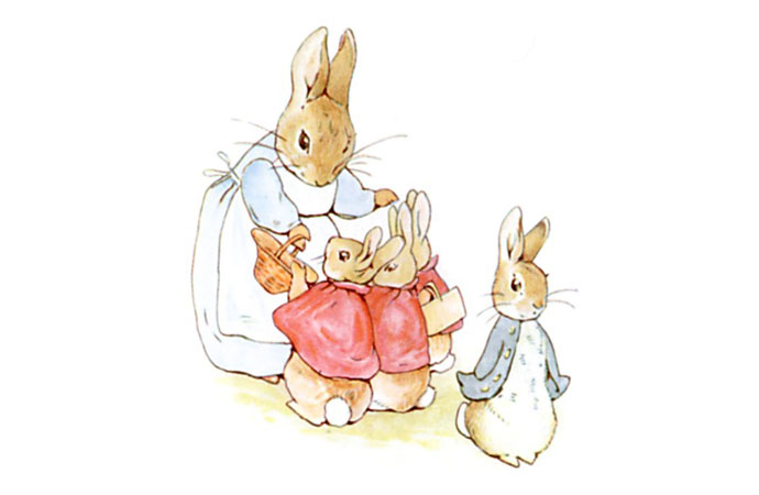 Enid Blyton and Beatrix Potter still best known by children