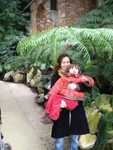 Paris with Kids, Winter Garden of Jardin des Plantes