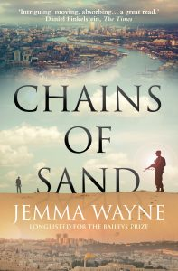 Chains of Sand final cover