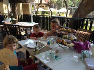 Bali Afternoon tea