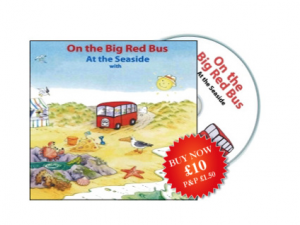 On the big red bus cd