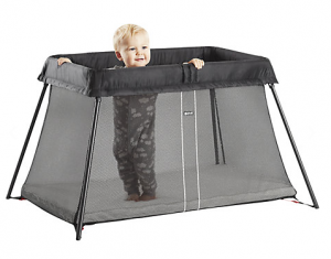 babybjorn travel cot review