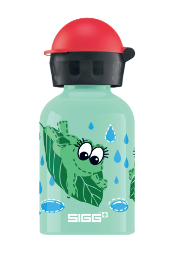 Sigg drinking bottle