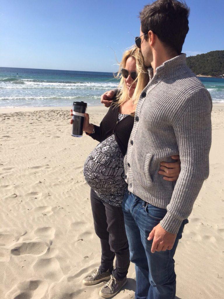 Lindsay and her partner, Ivor
