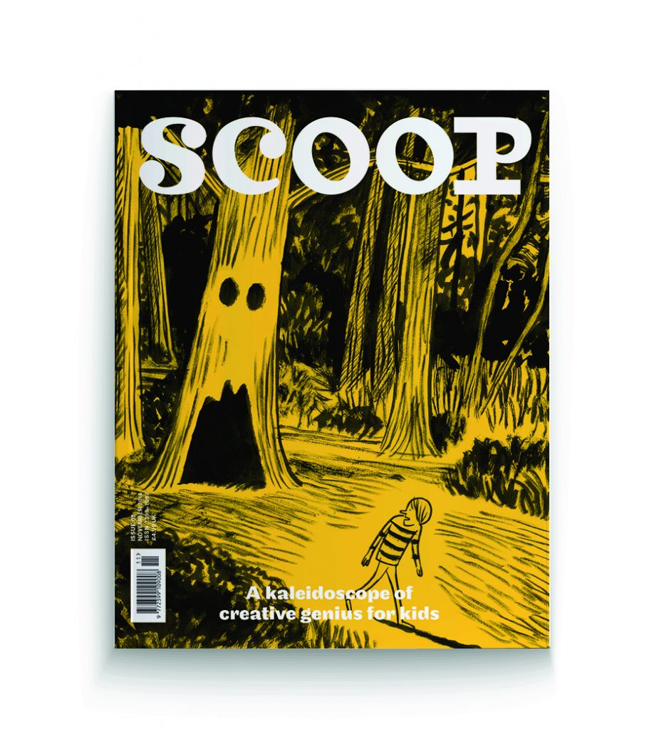 Scoop, issue 2