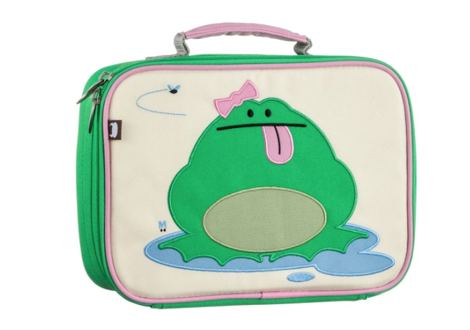 froggy lunchbox