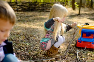 The Forest School approach has been proven to make kids calmer