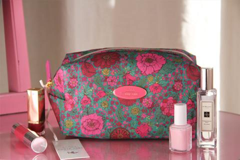 We love Their Nibs cosmetics bags
